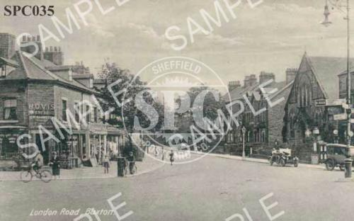 spc00035: London Road, Buxton