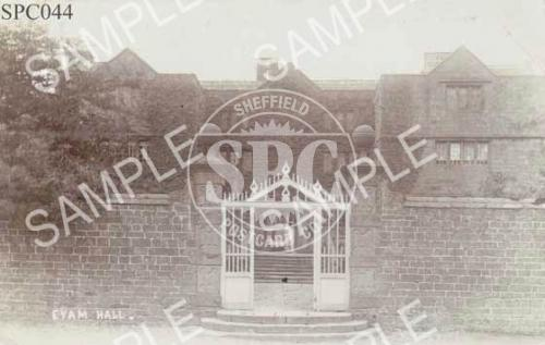spc00044: Eyam Hall (Gates)