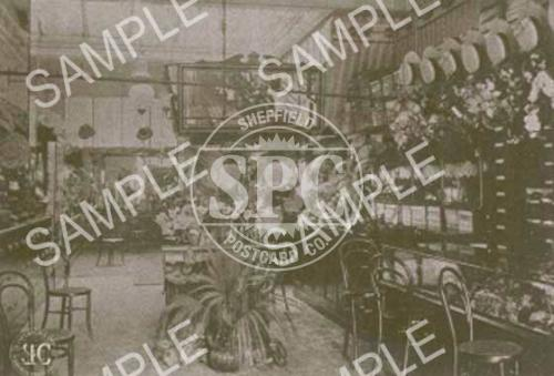 spc00071: Interior of a Milliners Shop (Atkinsons Store)