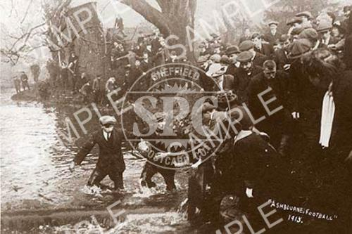 spc00073: Shrovetide football, Ashbourne