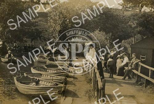 spc00075: By the boating pond, Whiteley Woods (Forge Dam)