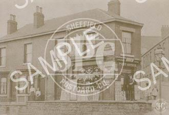spc00080: Albert Road Post Office, Sheffield