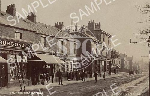 spc00101: Shops at Ranmoor Road, Ranmoor, Sheffield
