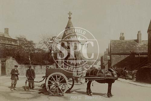 spc00108: High Street, Dronfield (Monument)