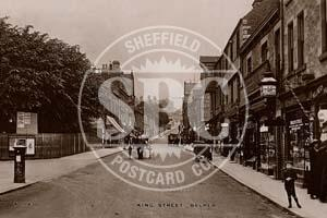 spc00110: King Street, Belper (1)