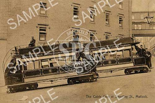 spc00120: Smedley Street Cable Car, Matlock