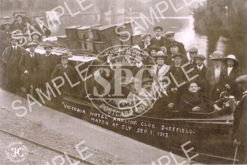 spc00133: Victoria Hotel Angling Club, Sheffield