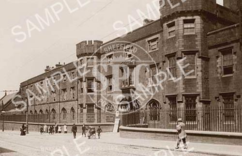 spc00140: Hillsborough Barracks, Sheffield