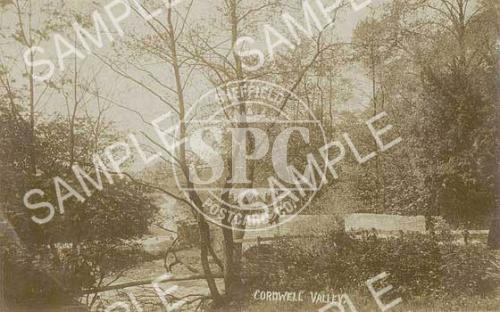 spc00146: Cordwell Valley (boy on bridge)