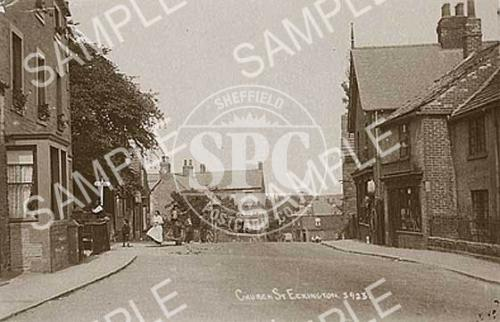 Church Street, Eckington, Sheffield