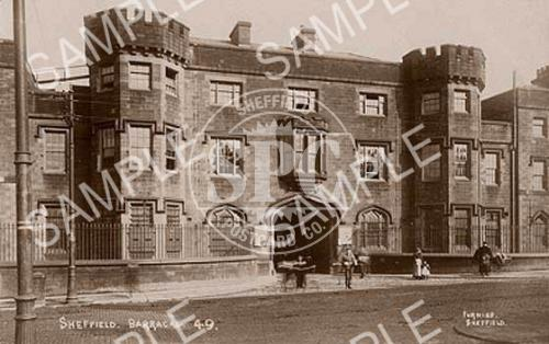 spc00150: Hillsborough Barracks, Sheffield