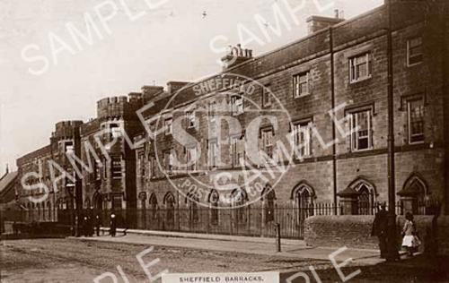 spc00152: Hillsborough Barracks, Sheffield