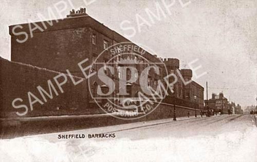 spc00153: Hillsborough Barracks, Sheffield