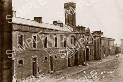 Hillsborough Barracks, Sheffield
