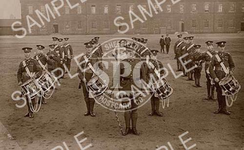 Hillsborough Barracks, Sheffield (Bandsmen)