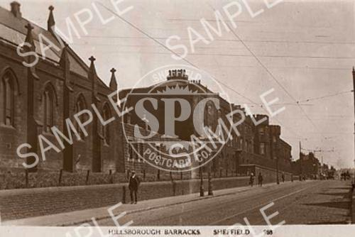 spc00157: Hillsborough Barracks, Sheffield
