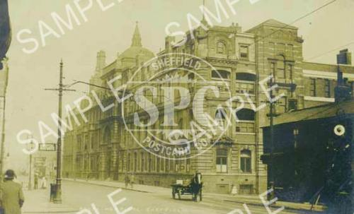 spc00164: The Royal Hospital, West Street, Sheffield