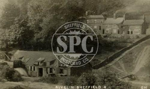 spc00173: Rivelin, Sheffield