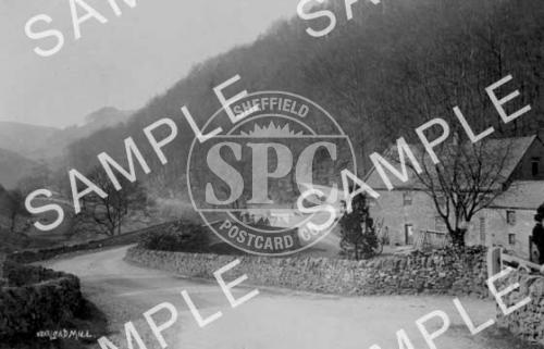 spc00180: Load Mill, Alstonfield, Dove Dale, Derbyshire