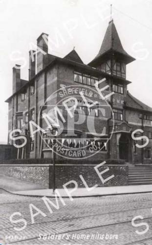 spc00186: Soldiers Home, Langsett Road, Hillsborough, Sheffield