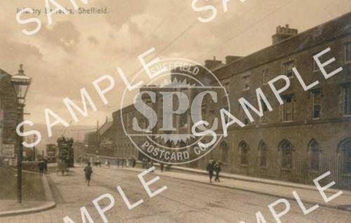 spc00188: Hillsborough Barracks, Langsett Road, Sheffield