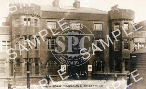 spc00189: Hillsborough Barracks, Langsett Road, Sheffield