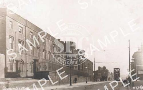 spc00190: Hillsborough Barracks, Langsett Road, Sheffield