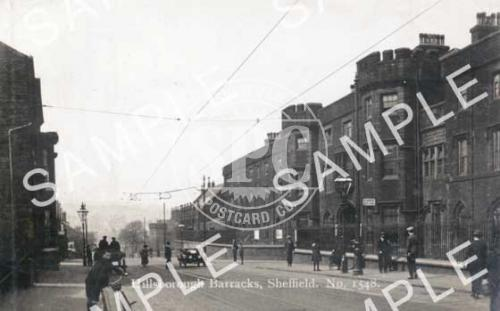 spc00191: Hillsborough Barracks, Langsett Road, Sheffield