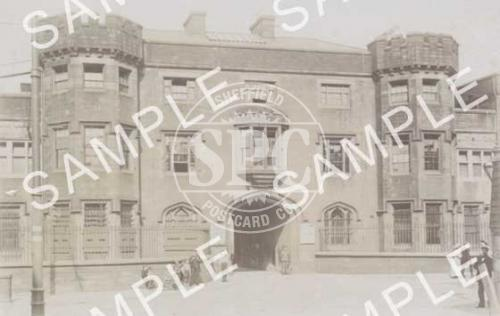 spc00192: Hillsborough Barracks, Langsett Road, Sheffield