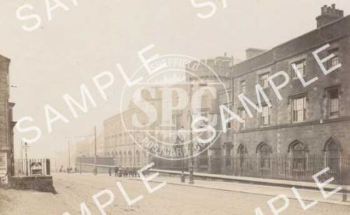 spc00193: Hillsborough Barracks, Langsett Road, Sheffield
