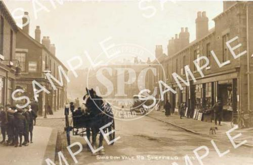 spc00197: Sharrow Vale Road, Sheffield