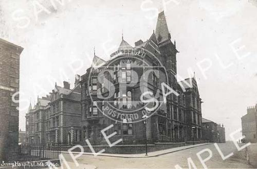 spc00202: Jessops Hospital, Sheffield