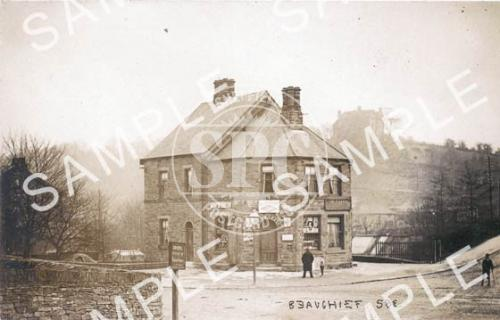 spc00204: Beauchief Post Office