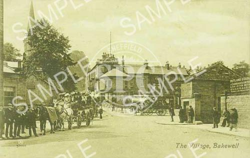 spc00243: Bakewell has been an important market town for centuries (ND4)