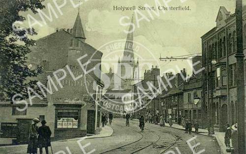 spc00245: Holywell Street, Chesterfield (ND6)