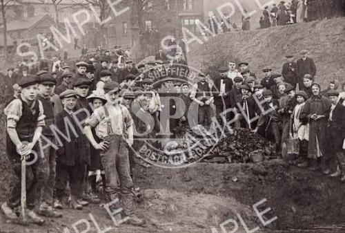 spc00255: The coal strike in 1912 was a nationwide strike (NS16)