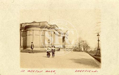 spc00278: Weston Park, Sheffield (Art Gallery)