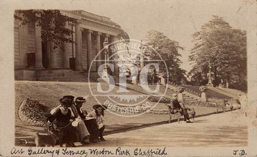 spc00280: Weston Park, Sheffield (Art Gallery and Terrace)