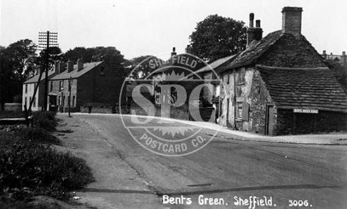 spc00301: Bents Green, Sheffield