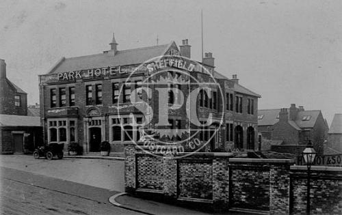 Park Hotel, Wadsley Lane, Sheffield