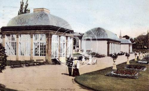 spc00320: The Botanical Gardens, Sheffield