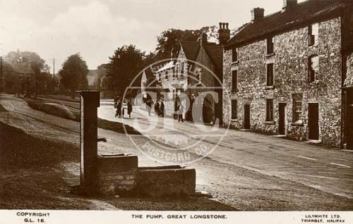 spc00328: The Pump, Great Longstone, Derbyshire