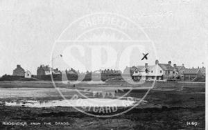 spc00333: Rhosneigr from the Sands