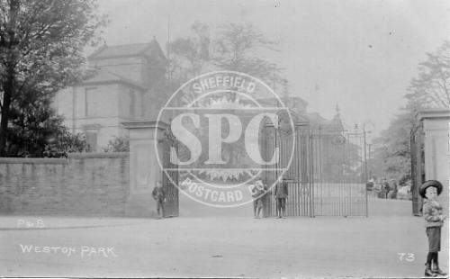 spc00376: Weston park, Sheffield