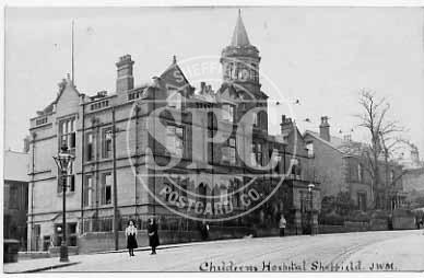 spc00390: Childrens Hospital, Sheffield