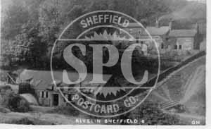 spc00392: Cottage at Rivelin, Sheffield