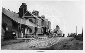 spc00406: The Old Road, Rhosneigr