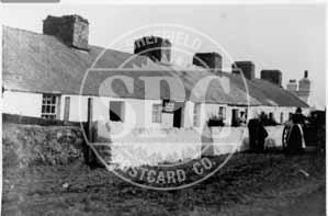 spc00424: Cottage at Lower Main Street, Rhosneigr