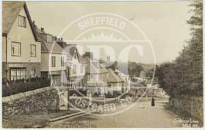 spc00444: Crimicar Lane, Sheffield