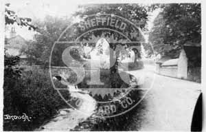 spc00445: Brough Bridge & River, Bradwell, Sheffield